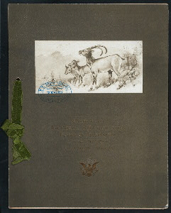 "BANQUET [held by] MOROCCO MANUFACTURERS NATIONA ASSOCIATION [at] ""WALDORF-ASTORIA, [NY]"" (HOTEL;)"