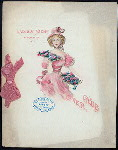 """LADIES' NIGHT [held by] CLOVER CLUB OF BOSTON [at] """"EXCHANGE CLUB, BOSTON, MA"""" (OTHER (CLUB);)"""
