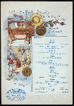 "ANNUAL DINNER [held by] NEW ENGLAND SOCIETY [at] ""NEW YORK, NY"" (HOTEL)"