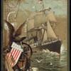 DAILY MENU [held by] NORDDEUTSCHER LLOYD BREMEN-AMERIKA [at]  (SS)