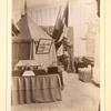 [A replica of His Imperial Highness tent.]