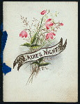 "LADIES NIGHT [held by] CAMBRIDGE CLUB [at] ""YOUNG'S HOTEL, BOSTON, MA"" (HOT;)"