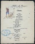 DINNER [held by] MILLBROO