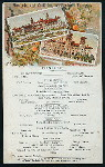 """MUSICALE & COTILLION AT CORDOVA TONIGHT [held by] HOTEL PONCE DE LEON [at] """"ST. AUGUSTINE, FL"""" (HOT;)"""