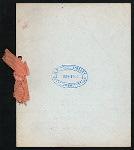 "ANNUAL BANQUET [held by] WASHINGTON ASSOCIATION OF BOWDOIN ALUMNI [at] ""THE COCHRAN, WASHINGTON, D.C."" (HOT;)"