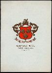 MENU [held by] ALBEMARLE