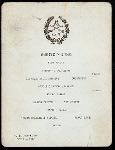 MENU [held by] A.U.S.V. [