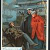 """HAUPTMAHLZEIT [held by] HAMBURG-AMERIKA LINIE [at] """"YACHT: """"""""PRINZESSIN VICTORIA LUISE"""""""""""" (SS;)"""