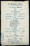 DAILY DINNER MENU [held by] ST. NICHOLAS HOTEL [at]  (HOTEL)