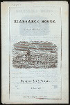 "DAILY BREAKFAST & DINNER MENU [held by] KIARSARGE HOUSE [at] ""NORTH CONWAY, NH"" (HOTEL)"