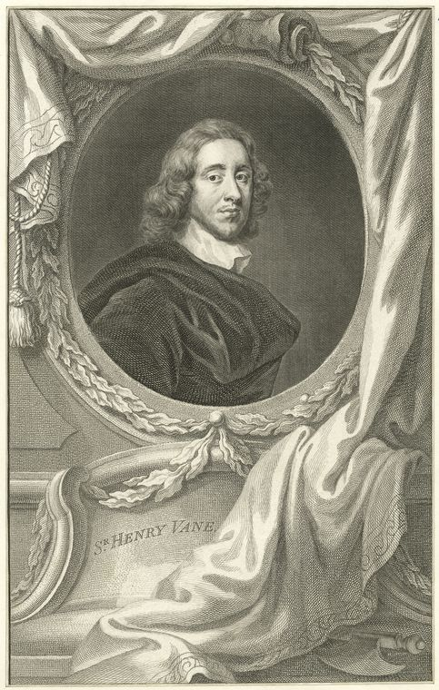 This is What Henry Vane Looked Like  in 1742