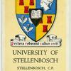 University of Stellenbosch, Stellenbosch, C.P.