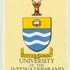 University of the Witwaterstrand, Johannesburg.
