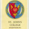 St. John's College, Johannesburg, Transvaal.