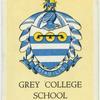 Grey College School, Bloemfontein, O.F.S..