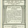 Boys' High School, Wynberg, C.P.
