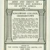 Kingswood College, Grahamstown, C.P.