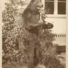 Chuchelo medvedia, ubitago v Kargopol'skom uezde, v 1877 godu i prinadlezhashchago Olonetskomu gubernatoru Grigor'evu.