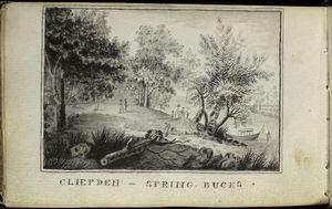 Cliefden - Spring. Bucks.