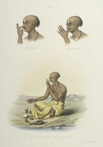 1. Pooruck Pranaiyam [Puraka pranayama]. 2. Kumbuck [Kumbhaka]. 3. Raichuck [Recaka].