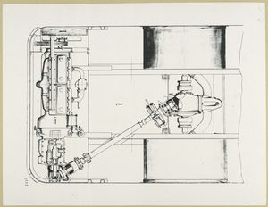 [Inside the engine - drawings.]