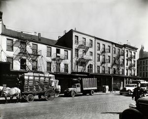 West Street Row, I. 178-183 West Street, Manhattan.