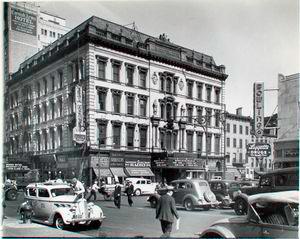 Grand Opera House, northwest corner, West 23rd Street and Eighth Avenue, Manhattan.
