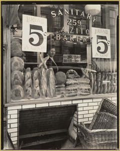 Bread Store, 259 Bleecker Street, Manhattan.