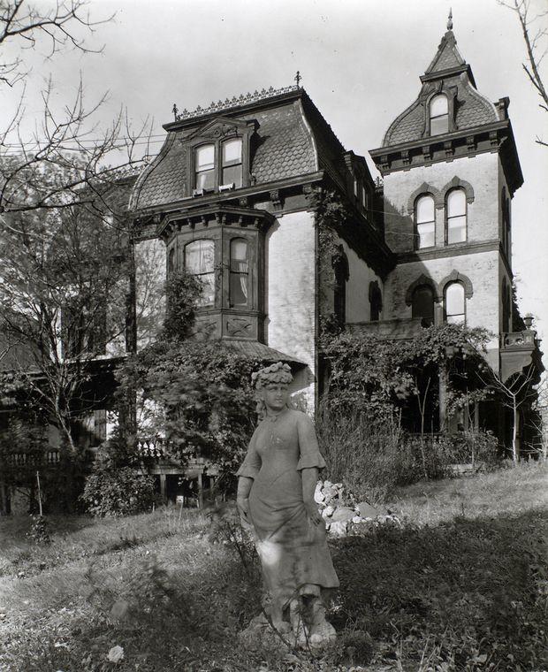 Wheelock Mansion, 661 West 158th Street, Manhattan.