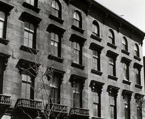 Brooklyn Facade, 65-71 Columbia Heights, Brooklyn.