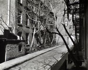 Patchin Place, Manhattan.