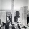 Rockefeller Center, from 444 Madison Avenue, Manhattan.