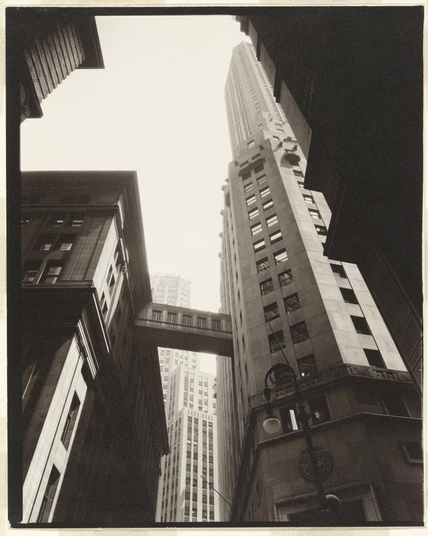 Stone and William Street, Manhattan.