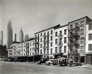 South Street, no. 151 to 160, Manhattan.