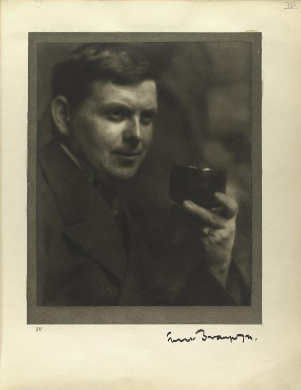 Frank Brangwyn, Hammersmith, September 8th, 1904.