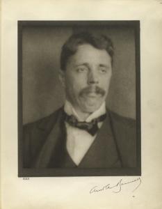 Arnold Bennett, Putney, February 1st, 1913.