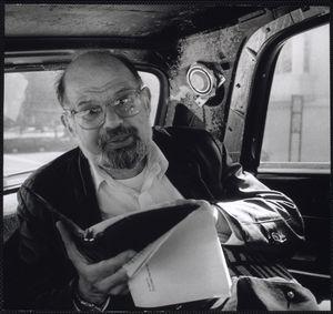 Allen Ginsberg, S.F. 1994.