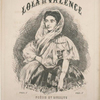 Lola de Valence [titre de romance].