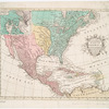 A new and accurate map of North America : laid down according to the latest, and most approved observations and discoveries