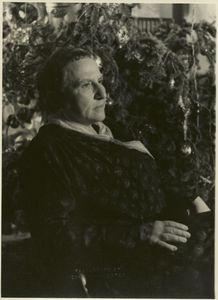 Gertrude Stein, New York, January 4, 1935.