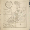 The seat of action between the British and American forces: or An authentic plan of the western part of Long Island, with the engagement of the 27th August 1776 between the King[']s forces andthe Americans : containing also Staten Island, and the environs of Amboy and New York, with the course of Hudsons River, from Courtland, the great magazine of the American Army, to Sandy Hook
