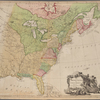 The British colonies in North America.