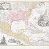 Regni Mexicani seu Novae Hispaniae, Ludovicianae, N. Angliae, Carolinae, Virginiae, Pensylvaniae, necnon insularum archipelagi Mexicani in America Septentrionali.