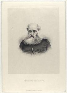 Anthony Trollope. Digital ID: 484404. New York Public Library