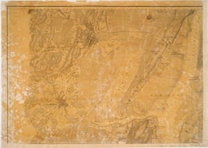 Map of New-York Bay and Harbor and the environs / founded upon a trigonometrical survey under the direction of F.R. Hassler, superintendent of the Survey of the Coast of the United States ; triangulation by James Ferguson and Edmund Blunt assistants ; the hydrography under the direction of Thomas R. Gedney, lieutenant U.S. Navy ; the topography by C. Renard and T.A. Jenkins assists. ; verified by C.M. Eakin, assistant.