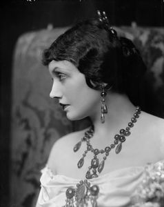 Katharine Cornell (as Countess Ellen Olenska) in The Age of Innocence (1929).
