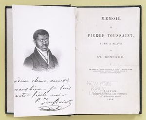 Title page and frontispeice