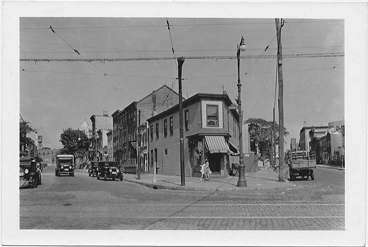 Herbert Street at Richardson Street,  to , Brooklyn