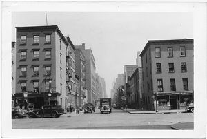 9th Avenue at 27th Street, West side to East, Manhattan