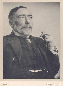 Joseph Conrad, London, March 1... Digital ID: 486398. New York Public Library
